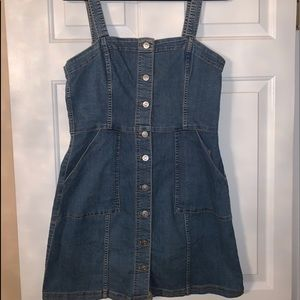 *NWOT* H&M denim dress